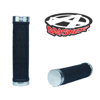ANSWER Pro Lock-On Flangeless Grips (Polished)