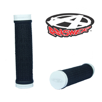 ANSWER Pro Lock-On Flangeless Grips (White)