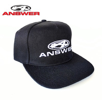 ANSWER Snap Back Hat (Black)