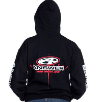ANSWER Hoodie (Large)