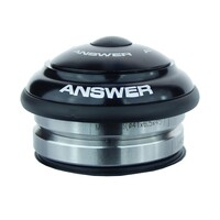 "ANSWER Pro 1-1/8"" Intergrated Headset (Black)"