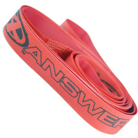 "ANSWER Rim Stips 24"" Pair (Red)"