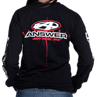 ANSWER Tee Long Sleeve (Large)