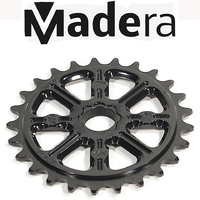 MADERA Helm 22mm Spline Drive Sprocket 25T (Black)