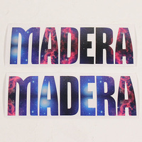 MADERA Celestial Di-Cut Stickers (pair)