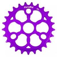 FAILURE Crop Circle Sprocket 28T (Purple)