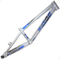 "SSQUARED VP Frame Pro-XL 21.25""TT (Silver/Blue)"