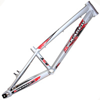 "SSQUARED VP Frame Pro-XL 21.25""TT (Silver/Red)"