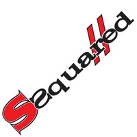 SSQUARED Large Trailer Sticker