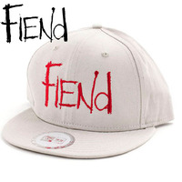 FIEND NE Snap-Fit Hat (Khaki)