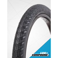 "Vee 20 x 1.1/8"" Speed Booster Foldable Tyre (S-Wall Black)"