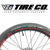 "Vee 20 x 1.1/8"" Speed Booster Elite (Fast-50) Tyre (Black)"