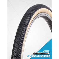 "Vee 20 x 1.60"" Speedster Foldable Tyre suit 406mm (S-Wall Gum)"