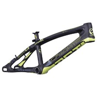 "CHASE ACT 1.0 Carbon Frame Pro-XXL+ 21.75""TT (Black/Yellow)"