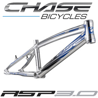 "CHASE RSP 3.0 Frame Mini-XL 18.00""TT (Polished-Blue)"