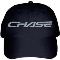 Chase Baseball Cap Adjustable (Black)
