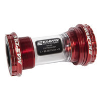 ELEVN Sealed External Bottom Bracket 68-73mm (Red)