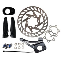 ELEVN 120mm Disc Brake Kit for ACT1.0 (suit 20mm Axle)