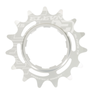 "ELEVN Alloy Cog 3/32"" Shimano Comp. 15T (Polished)"