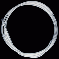INSIGHT Teflon Lined 1.5mtr Brake Cable (White)