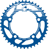 INSIGHT 36T 5 Bolt Chainring 110mm bcd (Blue)