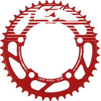 INSIGHT 5 Bolt Chainring 110mm bcd 3mm 40T (Red)