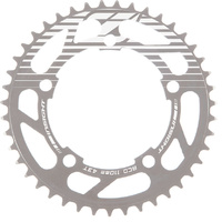 INSIGHT 42T 5 Bolt Chainring 110mm bcd (Silver)