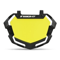 INSIGHT Vision-2 Pro Plate 3-D (Black/Yellow)