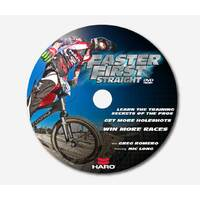 BMX Faster First Straight DVD