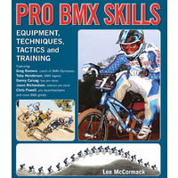 Pro-BMX Skills Book (250 pages)