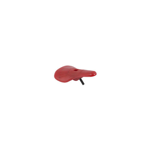 Mini BMX Race Seat Pivotal (Clear-Red)