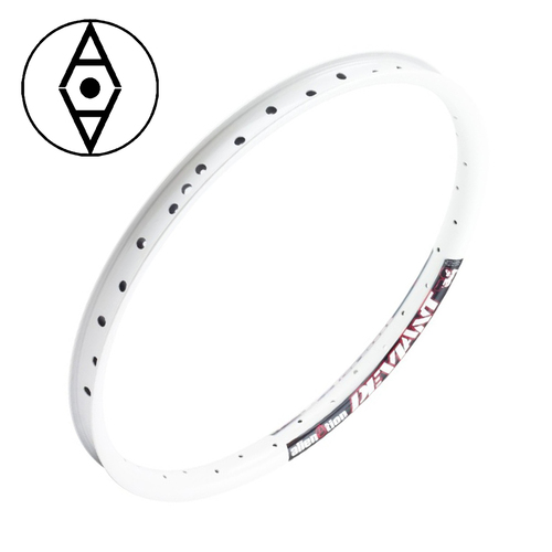 "ALIENATION Deviant Rim 24"" 36H (White) (Front Only)"